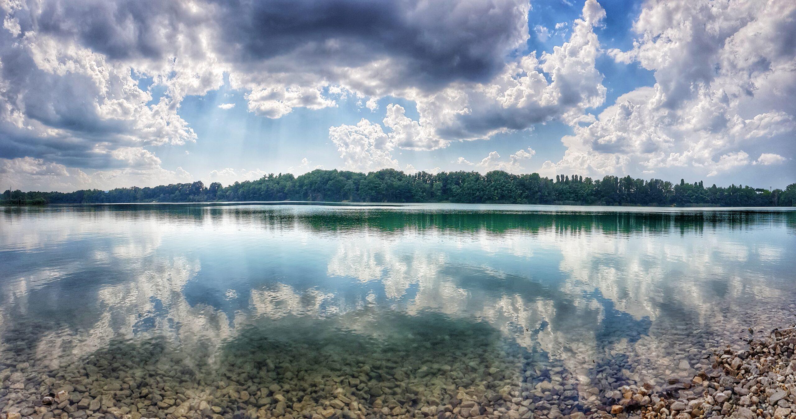 Il lago di Calafoma